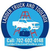Ladder Truck and Toolbox Logo